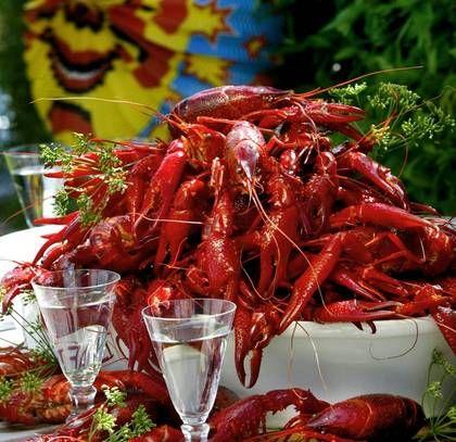 Kraftor! Crayfish..... oh so yummy.