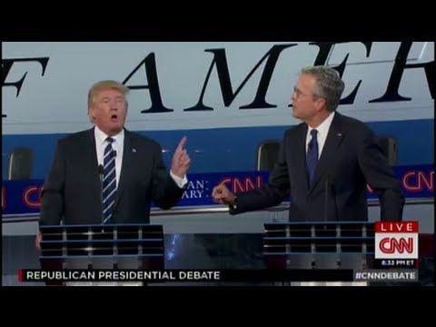 CNN GOP Debate EXPLODES: Donald Trump vs Jeb Bush vs Ben Carson over Special Interest Groups - http://timechambermarketing.com/uncategorized/cnn-gop-debate-explodes-donald-trump-vs-jeb-bush-vs-ben-carson-over-special-interest-groups-4/
