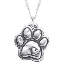 an idea for dog paw tattoo