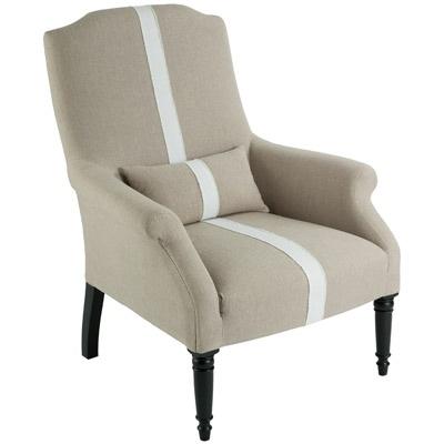 Aidan Gray Portia Linen Chair Laylagrayce Furnishings Furnishings Pinterest Gray