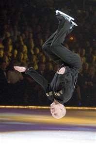Scott Hamilton, the greatest male figure skater of all time