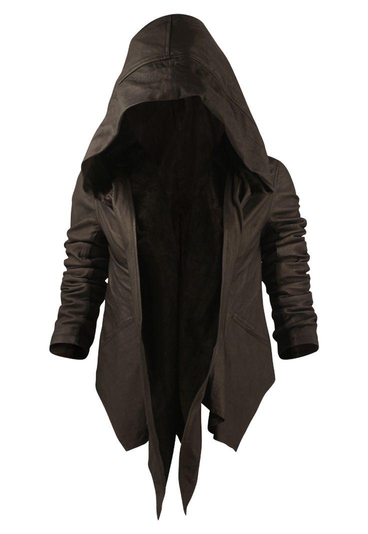 Female Assassin's Creed Hood