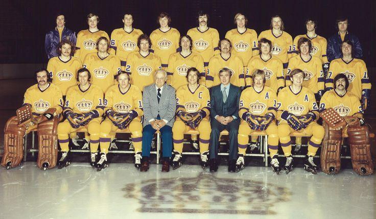 1973-74 LOS ANGELES KINGS - Los Angeles Kings - Kings' History