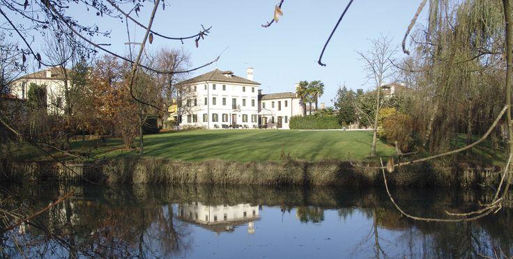 Realizzazioni - Restauri e ristrutturazioni - Villa lungo il Fiume Sile.