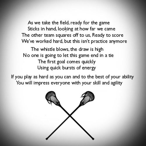 25 best ideas about lacrosse quotes on pinterest