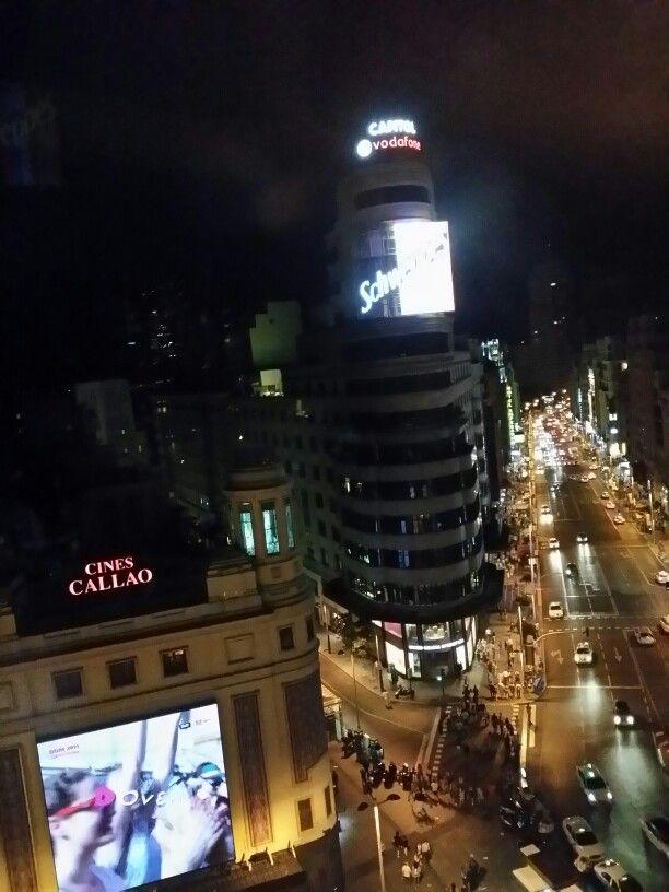 Gran Vía (Madrid, Spain)