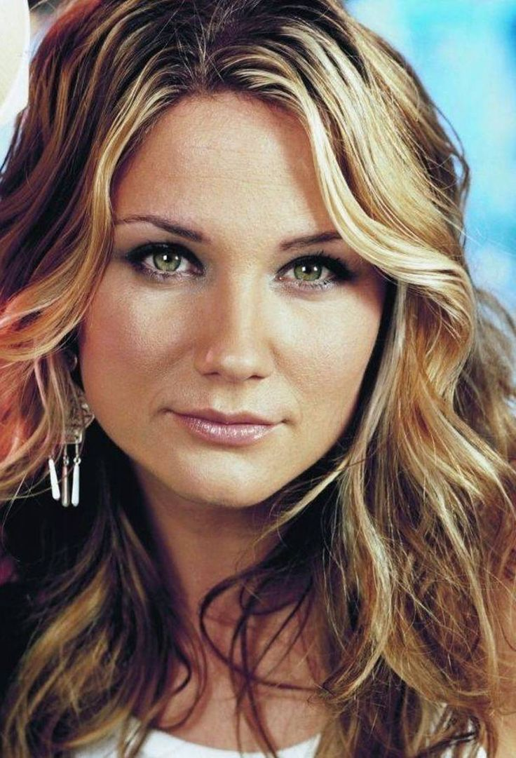 jennifer nettles hairstyles | Long Jennifer Nettles Hair