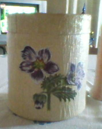 Tarro de dulce de leche decorado