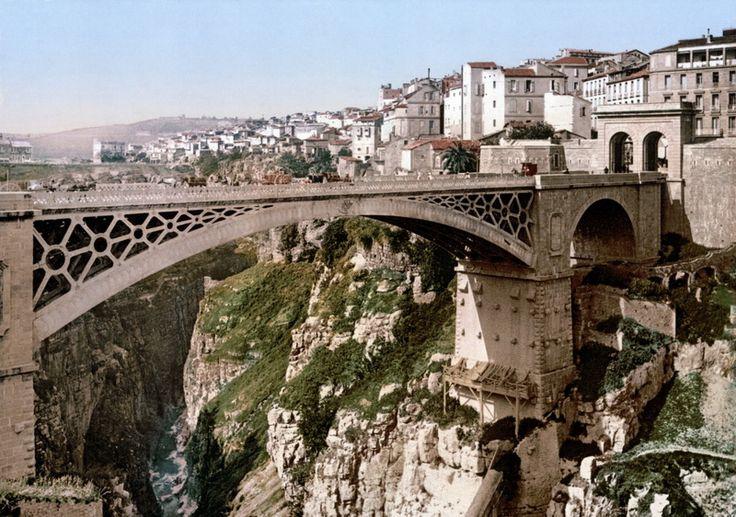 Podul Constantin, Algeria