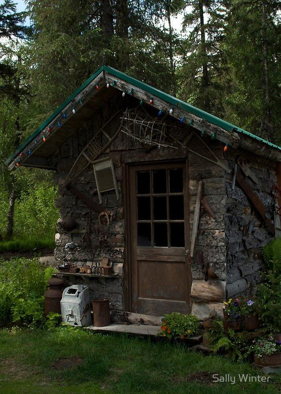 56 Best Images About Unusual Sheds On Pinterest Gardens