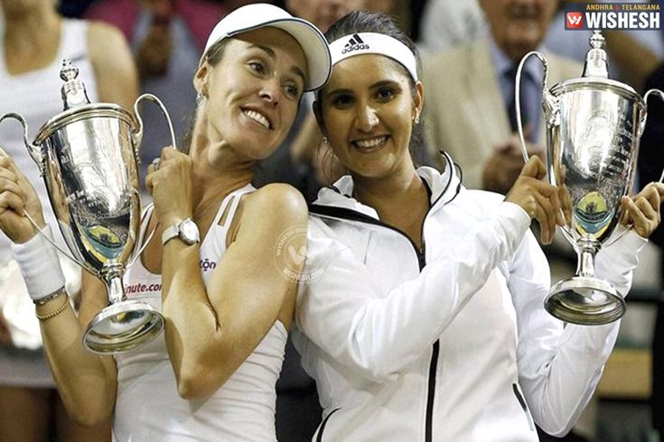 WTA rankings: Sania first, Hingis next