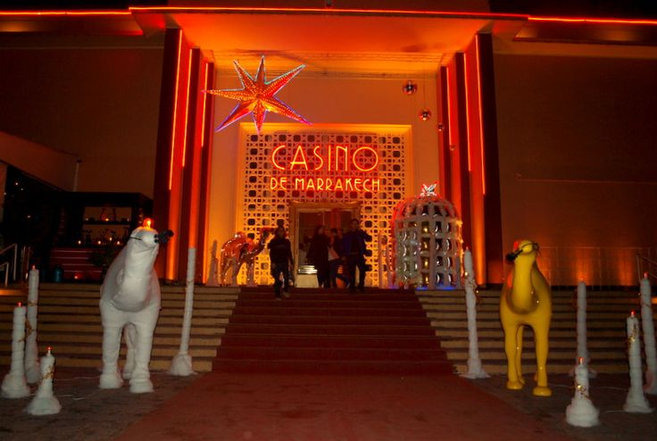Casino Saadi, Marrakech!