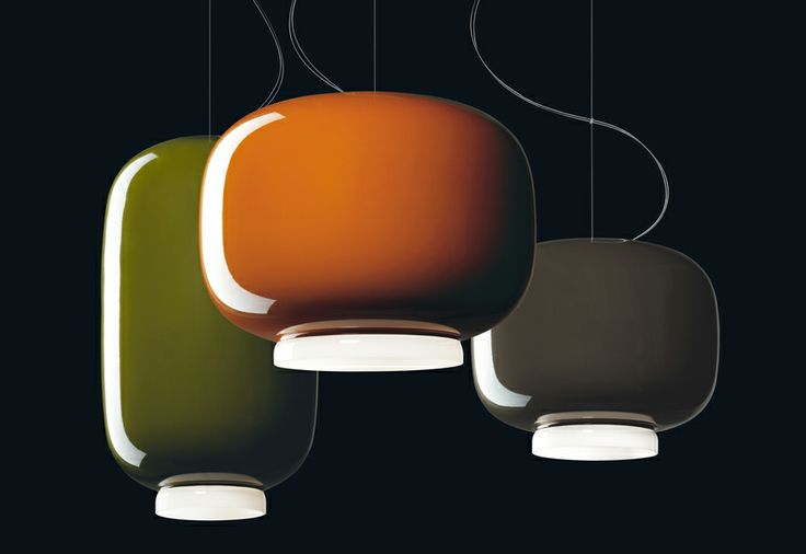 Chouchin suspension lamps by Ionna Vautrin for Foscarini