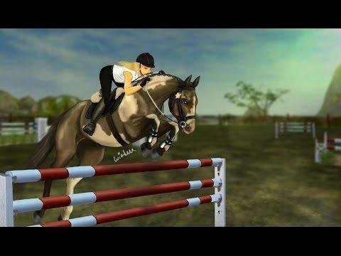 Star Stable Online~ Speedpaint: Two Horses - YouTube | Star Stables