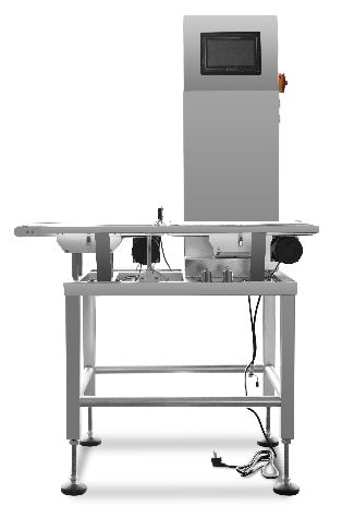 Techik Checkweigher Suitable for weight checking of packing products, to ensure quality standards. 1. High speed, high sensitivity, high stability dynamic weight checking 2. Accurate and efficient rejector system 3. Professional human-machine interface design 4. User-friendly features 5. Top-level craft, professional mechanical design 6. Good environmental adaptability and stability 7. Brief user parameter setting