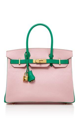 Vintage Pink Hermes Bag