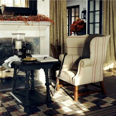 ralph lauren home collection 9 seating area