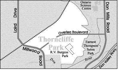 Toronto Neighbourhood Guide - Thorncliffe Park - Neighbourhoods