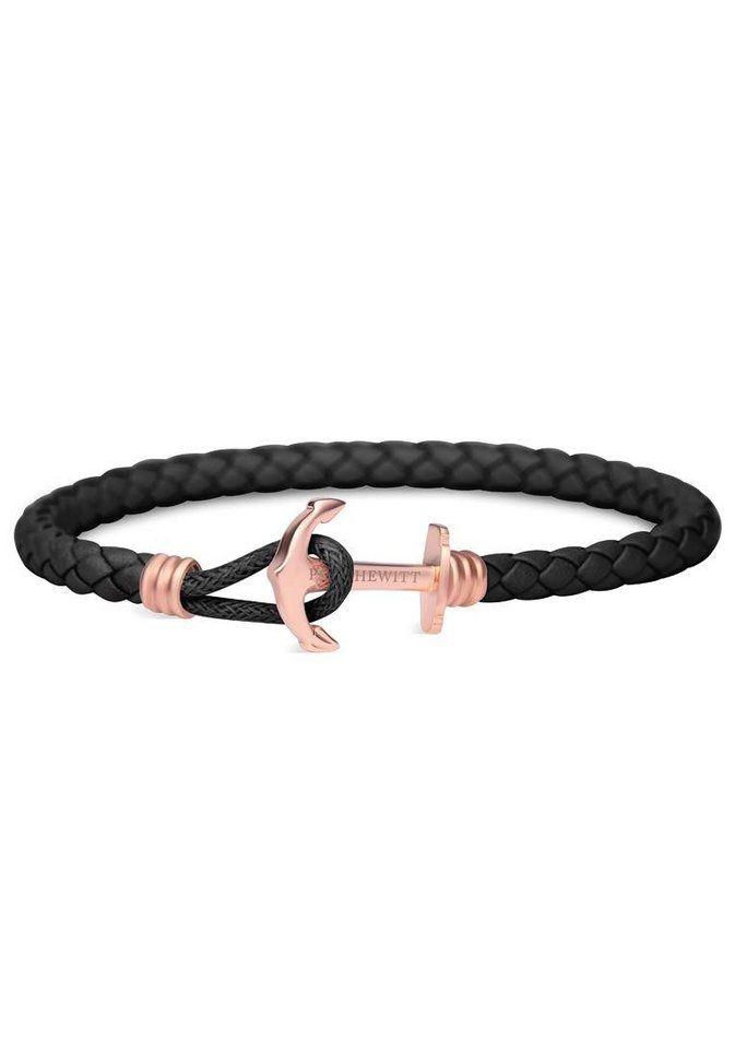 Paul Hewitt Armband Anker Ph Phl L R B L Kaufen