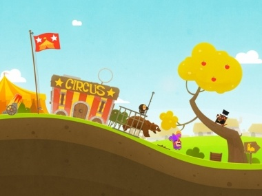 Tiny Thief Game Screen Shot!