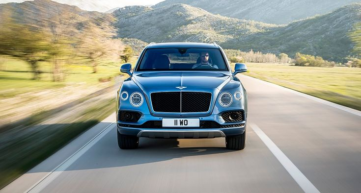 you can no longer saddle the guilt of driving around in a Bentley powered by the thirsty W12 engine, the company's first ever oil-burning machine, the diesel Bentayga, might well put your mind at rest…