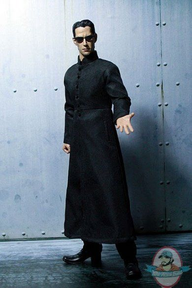 Hackers World The one Keanu 1/6 Scale 12 inch Figure by CM Toys H001 | Man of Action Figures