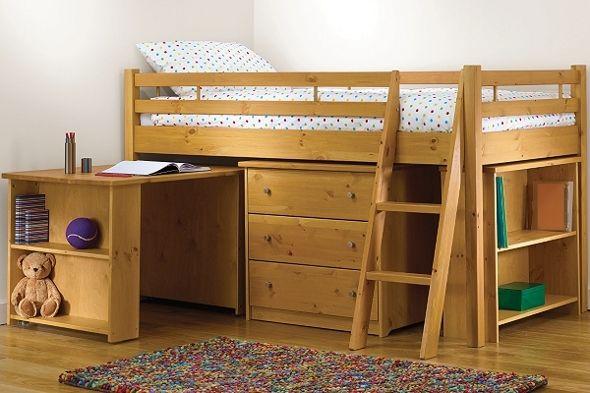 17 best images about cabin beds on pinterest raised beds beds for children and kids cabin beds. Black Bedroom Furniture Sets. Home Design Ideas