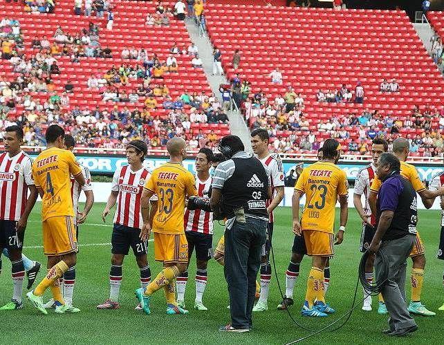 Sigue Chivas vs Tigres en el partido de IDA de la Final de la Liguilla de Clausura 2017.