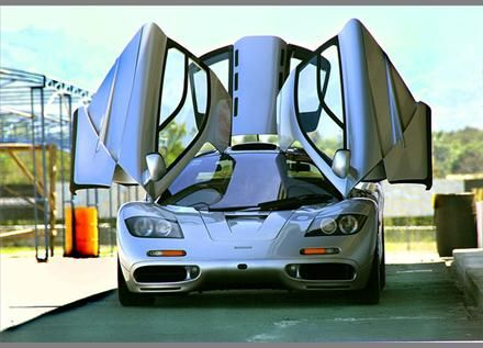 OMG... 4 mil.... cash or check? :)  1997 McLaren F-1