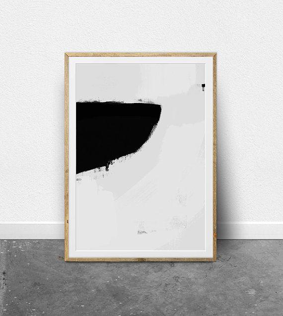 Minimalist Painting, Abstract Wall Art, Printable Wall Art ...