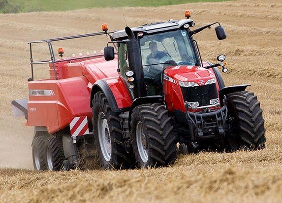 Avis 8650 Dyna-VT (Excellence) de la marque Massey-Ferguson - Tracteurs agricoles