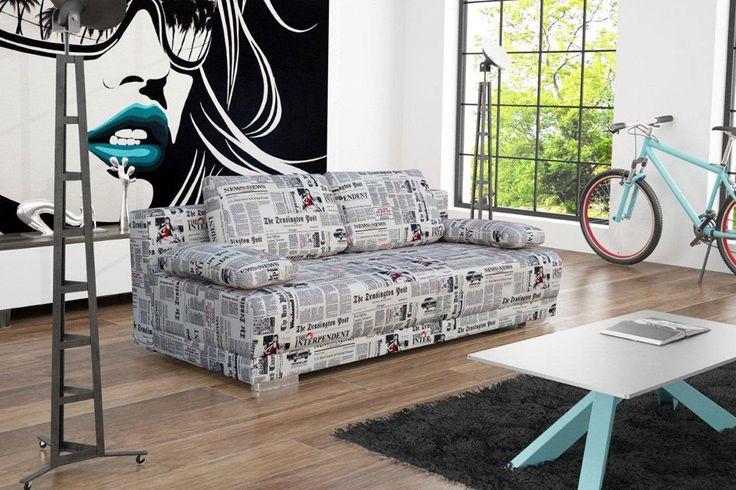 #Möbel sind viel mehr als nur #Einrichtungsgegenstände.  Breite: 200 cm Tiefe: 97 cm Höhe: 72 cm Schlaffläche: 200 cm x 142 cm  SOFA #Couch mit #Schlaffunktion #Polstergarnitur #Wohnlandschaft