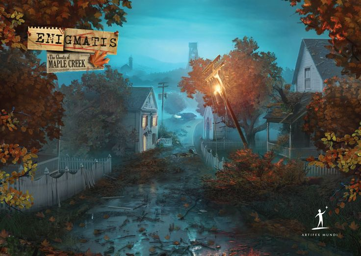 Enigmatis: The Ghosts of Maple Creek  #enigmatis #artifexmundi #adventure #game https://www.facebook.com/ArtifexMundi.Enigmatis  http://www.artifexmundi.com/page/enigmatis/