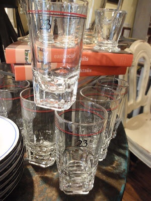 French Bistro Wine Glasses