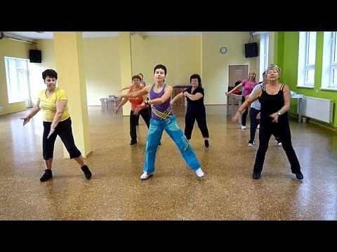 Zumba Gold - Jannifer Lopez- Lets get loud - YouTube