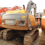 Volvo EC 210BLC is a used excavator with many features and functions. You can use it for construction and bu...