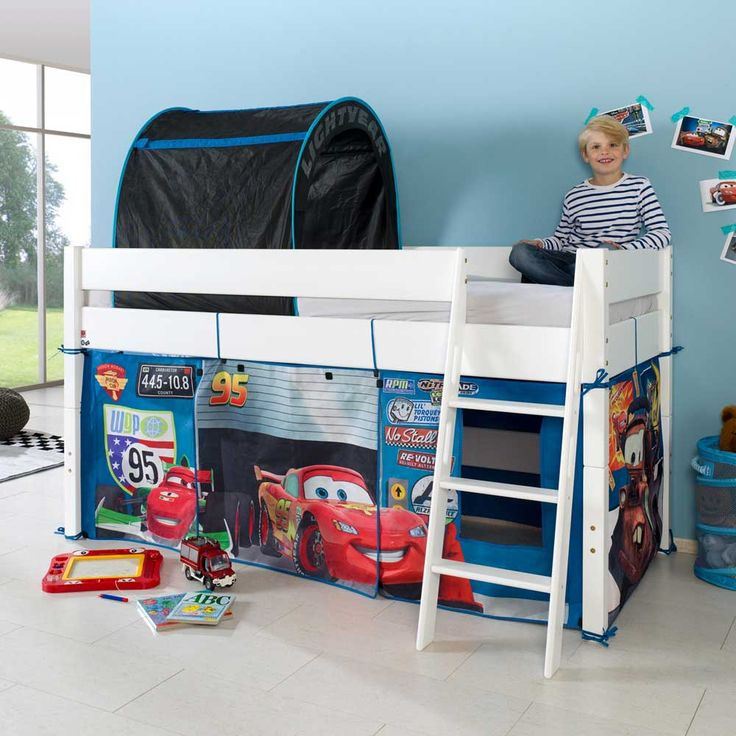 die besten 25 kinderbett auto ideen auf pinterest cars. Black Bedroom Furniture Sets. Home Design Ideas
