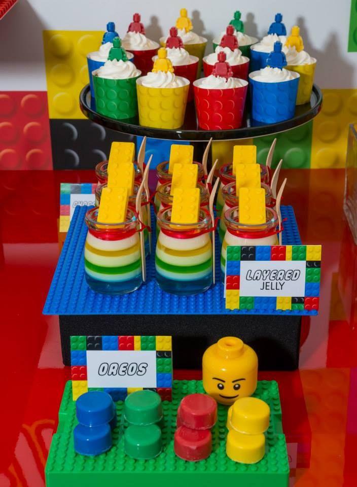 Little Wish Parties | Amazing Lego Birthday Party | https://littlewishparties.com