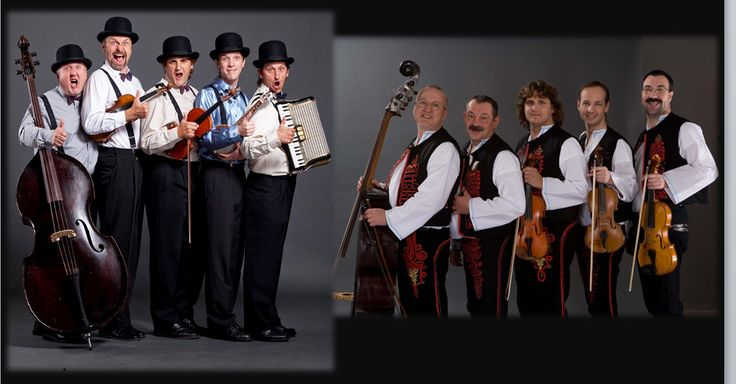 Streets of Prague Themed Event - Experience the Czech's traditions music, our musicians can change dress code from traditional to a bit more hip throughout the evening!