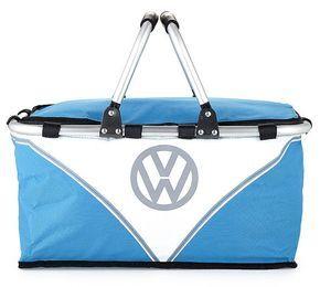 Volkswagen camper van-inspired picnic hamper barbecue