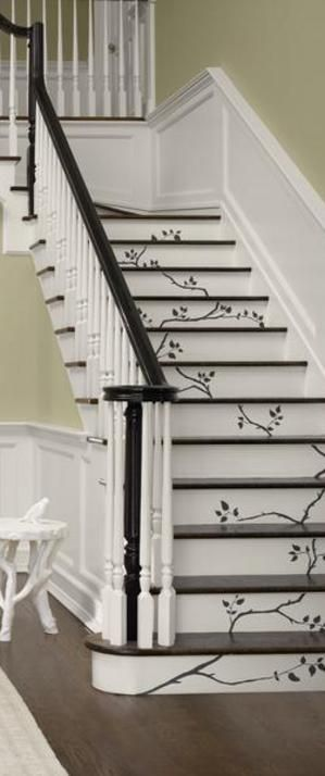 7 Best DIY Home Images On Pinterest   Staircase Painting Ideas