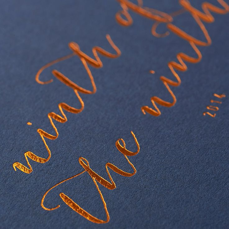 Letterpress wedding stationery | Typoretum – Letterpress printing ...