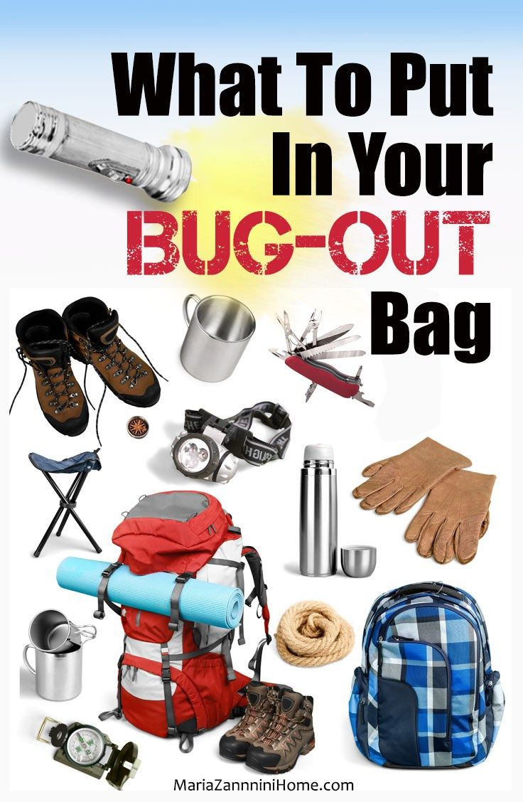 Bug Out Bag Bugoutbag Bugout Survival Prepping