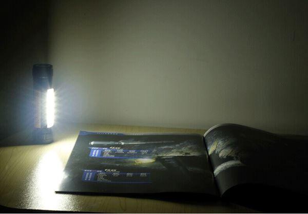 Warsun H006 3-Mode Mini Outdoor White LED Flashlight w/ Magnet Ring - Free Shipping - DealExtreme