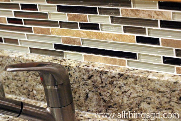 Caulking Kitchen Backsplash Brilliant Review