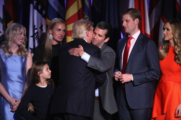 Trump's family plan to cut business conflicts falls short .The Trump Organization has pledged to transfer control of its assets to Donald Trump's children to reduce potential conflicts posed by the president-elect's many business interests. But ethics experts say the arrangement doesn't go far enough to ensure that Trump's presidential duties don't clash with his money-making dealings. NOVEMBER 13, 2016, #Drumptrump