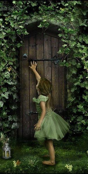 secret garden - fairy tale world
