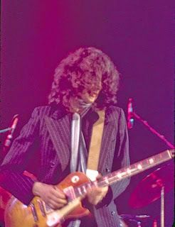 MAGE MUSIC: On This Day 23 May 1976 Page and Plant jam with Bad Company at the LA Forum