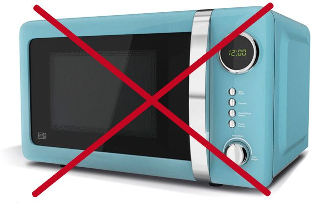 Ditch Your Microwave