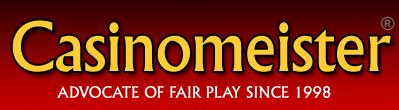 Online Casinos - Casinomeister Logo